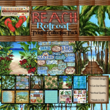 Beach Retreat Collection - Click Here to View - Sale Price  $8.99