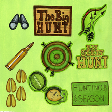 Big Hunt Cut Outs