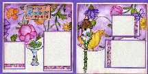 Blooms of Kindness Quick Page Set