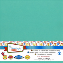 Blue Raspberry / 25 Sheet Pack