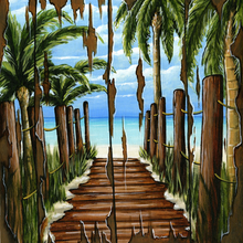 Boardwalk to Paradise - PRINT
