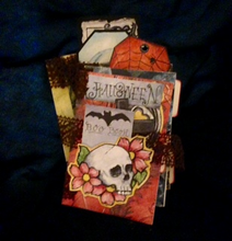 BOO BOOK FREE DOWNLOADABLE PROJECT!