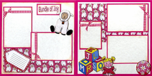 Bundle of Joy Quick Pages Set