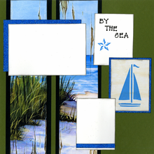 By The Sea - Quick Pages Set - Left & Right
