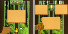 Campground Quick Page Set