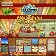 Carnival Collection - Click Here to View - Sale Price  $8.99