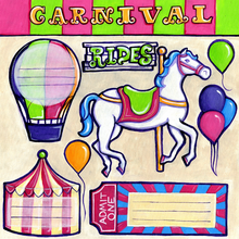 Carnival Cut-Outs