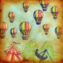 Carnival Hot Air Balloons