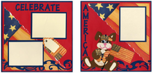 Celebrate America Quick Pages Set