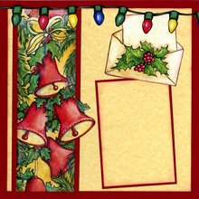 Christmas Bells - Quick Page Set - Left