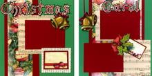 Christmas Carol - Quick Pages Set