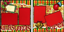 Christmas Cheer - Quick Pages Set
