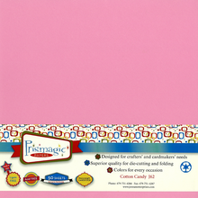 Cotton Candy / 25 Sheet Pack