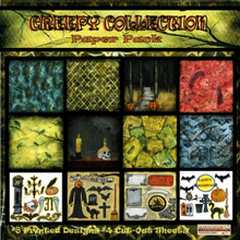 Creepy Collection - Click Here to View - Sale Price  $8.99