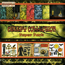 Creepy Collection Pack