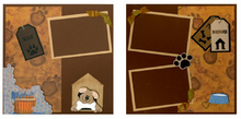 Doghouse Quick Pages Set