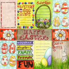 Easter Cut-Outs