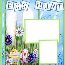 Egg Hunt - Quick Pages Set - Left & Right
