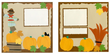 Fall Harvest Quick  Pages Set
