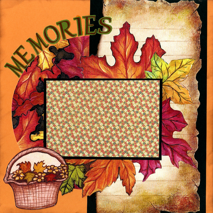 Fall Memories - Right Side