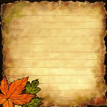 Fall Message - Print