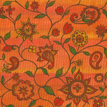 Fall Paisleys - Print