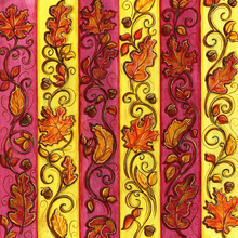 Fall Tapestry - Print