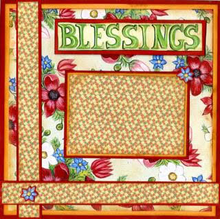 Family Blessings - Right