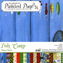 Fish Camp Collection - Paper Pack