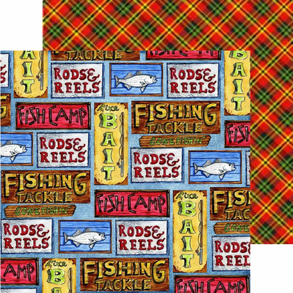 Fish Camp Patchwork