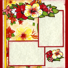 Floral Beauty (Page Kit) - Left