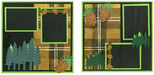Forest Treasures Quick Pages Set