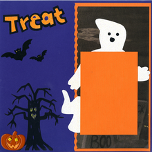 Ghostly Trick or Treat - Right