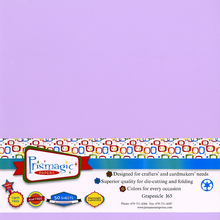 Grapesicle / 50 Sheet Pack