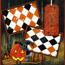Halloween Spooktacular - Quick Pages Set - Left & Right