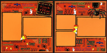 Halloween Tricks Quick Pages Set