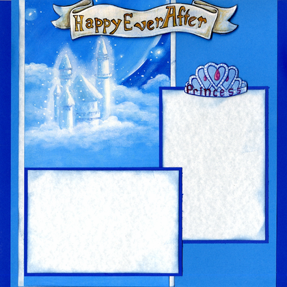 Happy Ever After (Page Kit) - Left