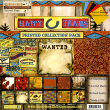 'HAPPY TRAILS'  Collection  - Click Here to View -  Sale Price  $8.99