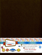 Hot Fudge / Letter Size / 25 Sheet Pack