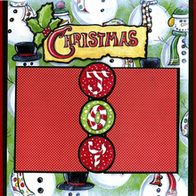 Joy Of Christmas - Quick Pages Set - Left & Right