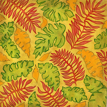 Jungle leaves - Print