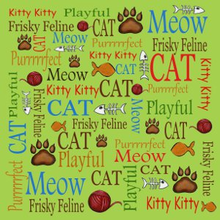 Kitty Words
