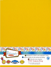 Lemon Drop / Letter Size / 25 Sheet Pack