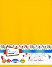Lemon Starburst / Letter Size / 25 Sheet Pack