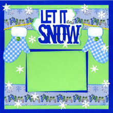 Let It Snow! - Quick Pages Set - Left & Right