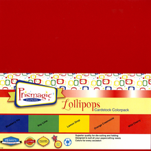 Lollipops Cardstock Colorpack