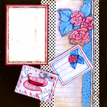 Love Letters - Quick Pages Set - Right