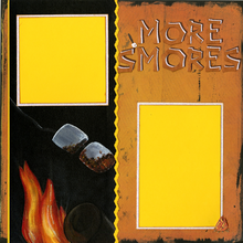 More S'mores - Quick Pages Set - Left & Right