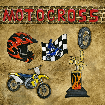 Motocross Cut Outs