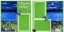 Nature's Beauty Quick Pages Set